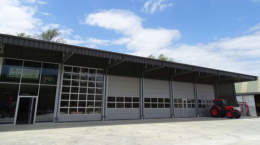 agricultural storage buildings PESB metal halls